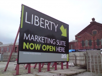 Liberty 16ft x 24ft - billboards