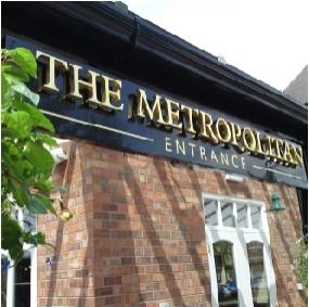 The Metropolitan - Restaurants