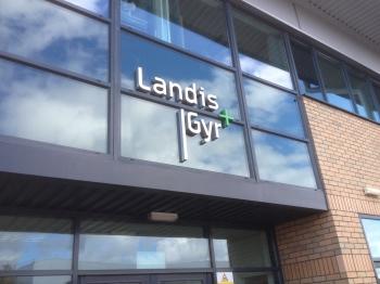 Landis & Gyr - Built-ups