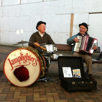 Mac & Cyril Busking  - Available for gigs