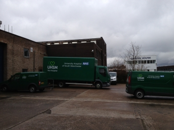 UHSM fleet - Vehicles