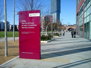Manchester City Council - Commercial